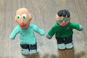 Photo 2 - ESiracusa Clay Figures Picture